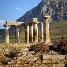 ancient corinth greece