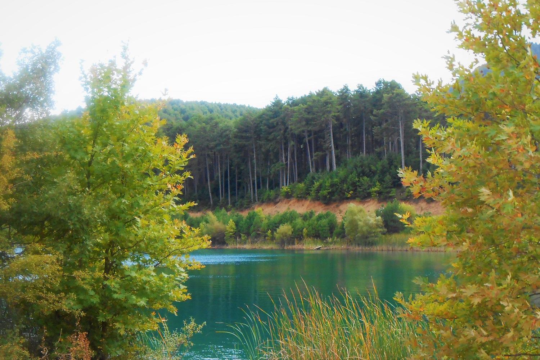 doxa lake peloponnese