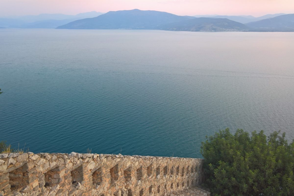 nafplio greece peloponnese castle