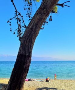 xylokastro kids beach peloponnese