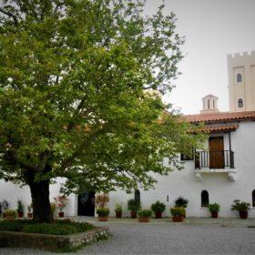 verino achaia monastery peloponnese