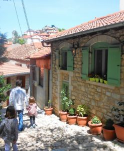 dimitsana village family