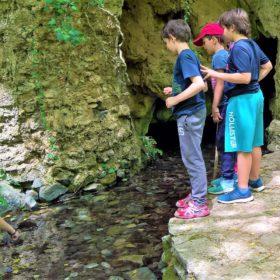 kids watermill menalon trail