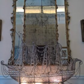 benaki museum boat christmas