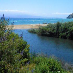 cavo d oro evia greece beach