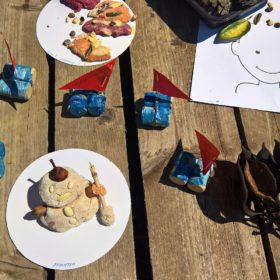 farm art kids athens Greece nature play