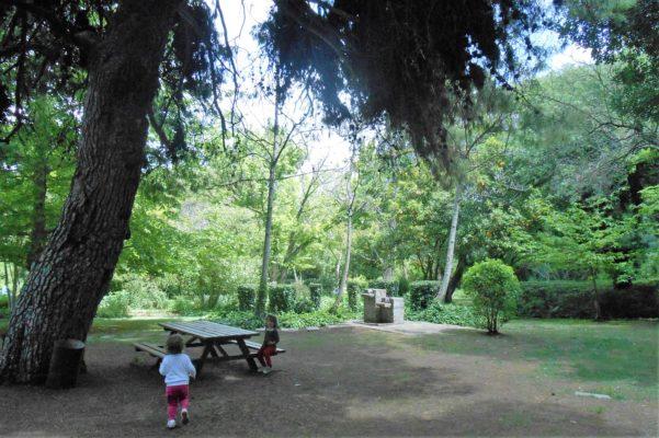 diomedes garden kids pic nic sacred road