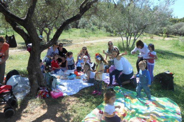 pic nic athens kids families