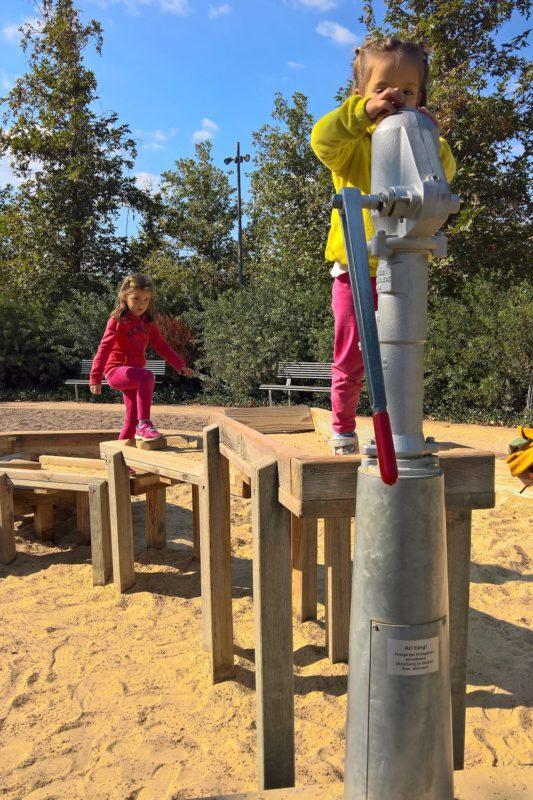 stavros niarhos parc kids playground