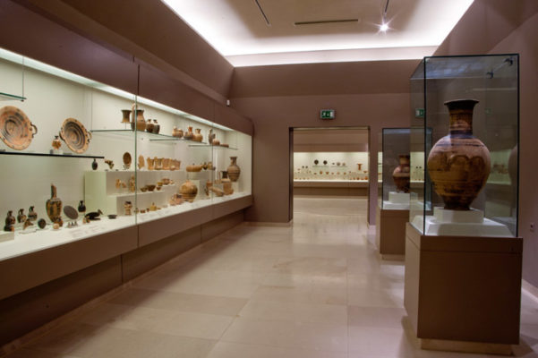 archaeological museum marathon