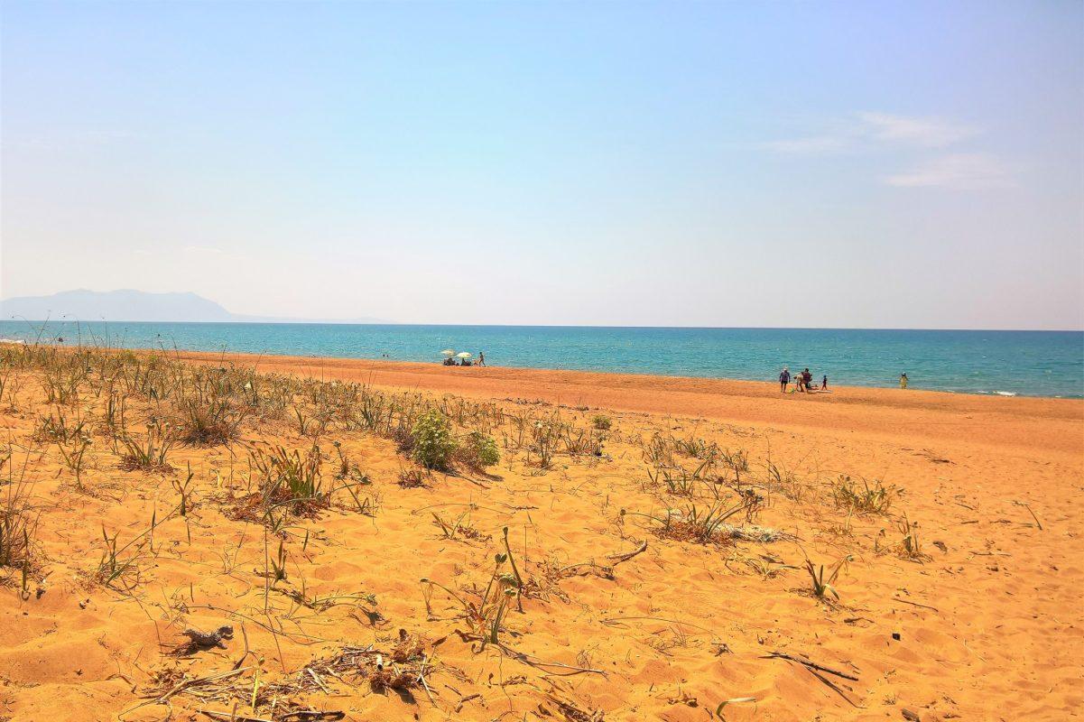 beach elis kaiafas peloponnese