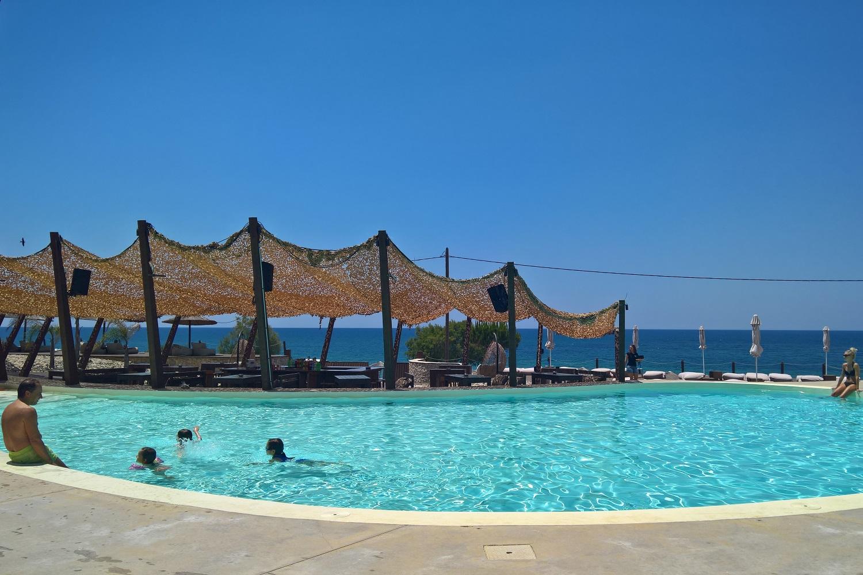 koa swimming pool families
