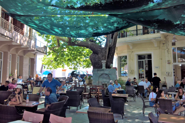 pyrgos square messinia