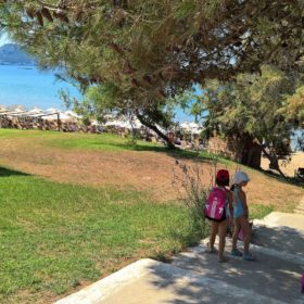 navarino romanou beach kids