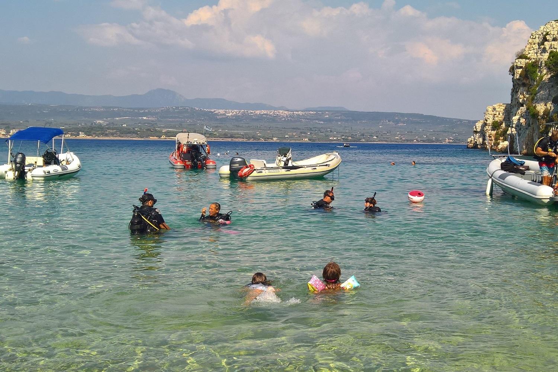 proti island family diving