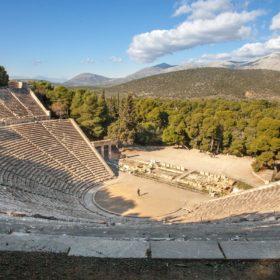 epidaurus ancient theater peloponnese