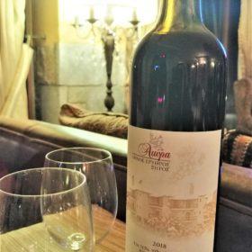 aiora suites wine arcadia