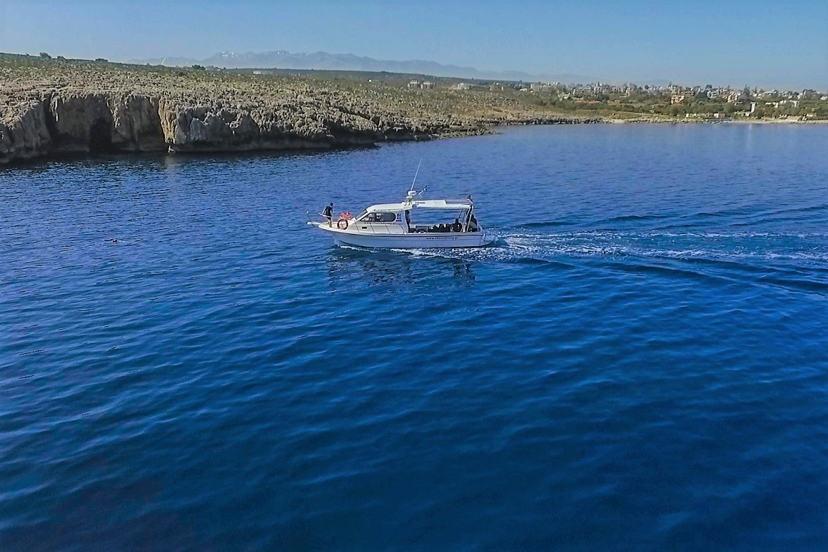 boat trip Crete Greece