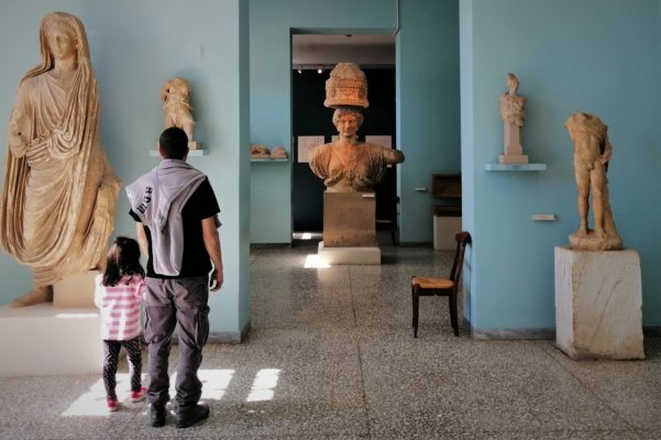 elefsina museum archaeological guided tour