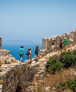 hiking pylos messinia peloponnese