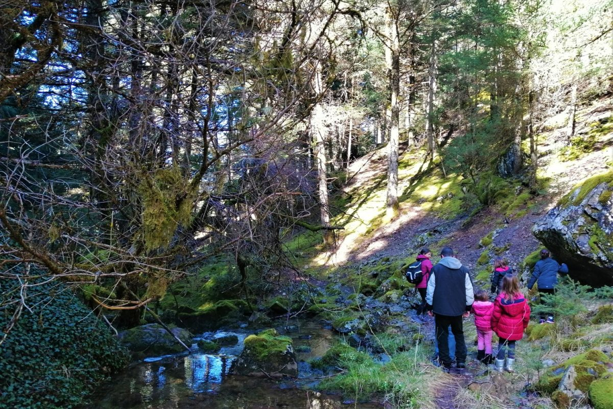 menalon trail arcadia peloponnese familly kids
