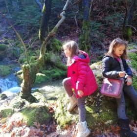 menalon trail arcadia peloponnese kids