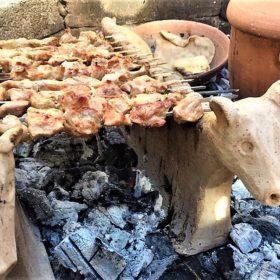 souvlaki like minoans experience crete