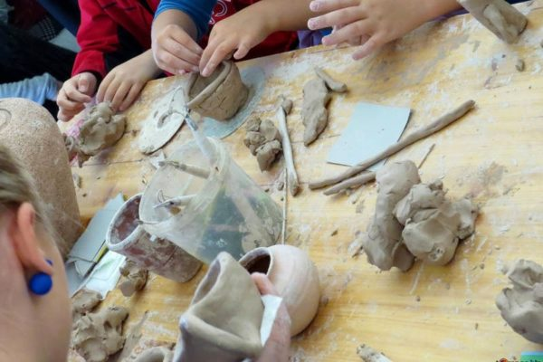 pottery messinia families kids peloponnese (1)