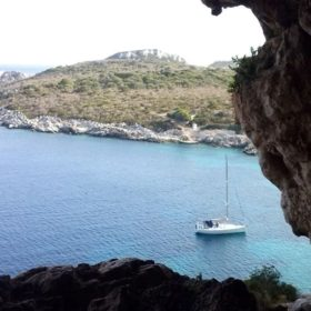 proti island messinia sailing