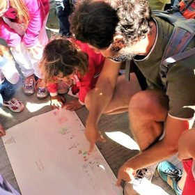 treasure hunt kids peloponnese