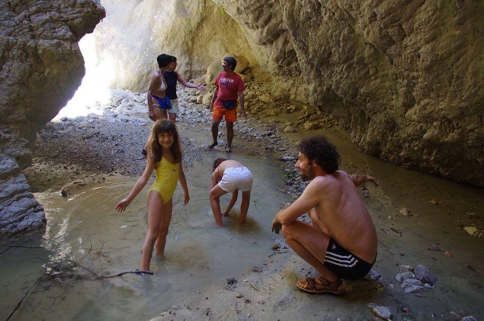 family river Corinthia Peloponnese