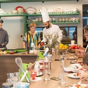 cooking class athens greece
