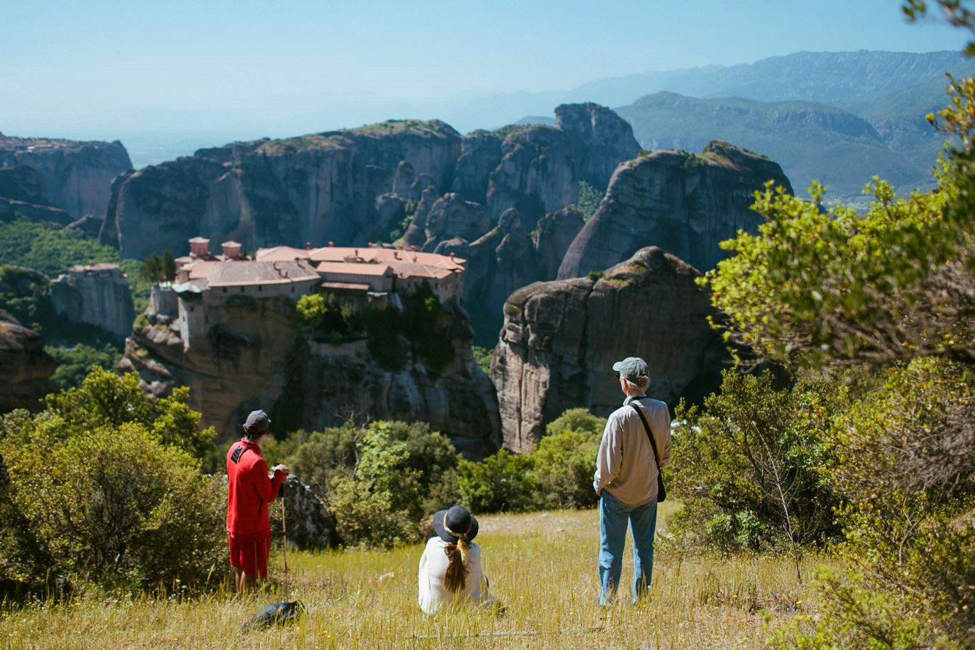 meteora monasteries greece family tours