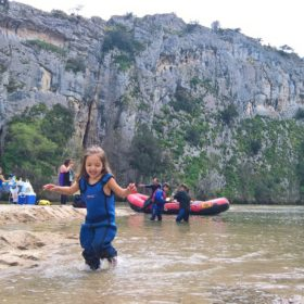 nestos eco greece river kids