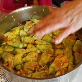 crete cooking tasting families kids