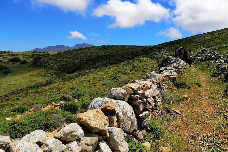 volax hiking tinos