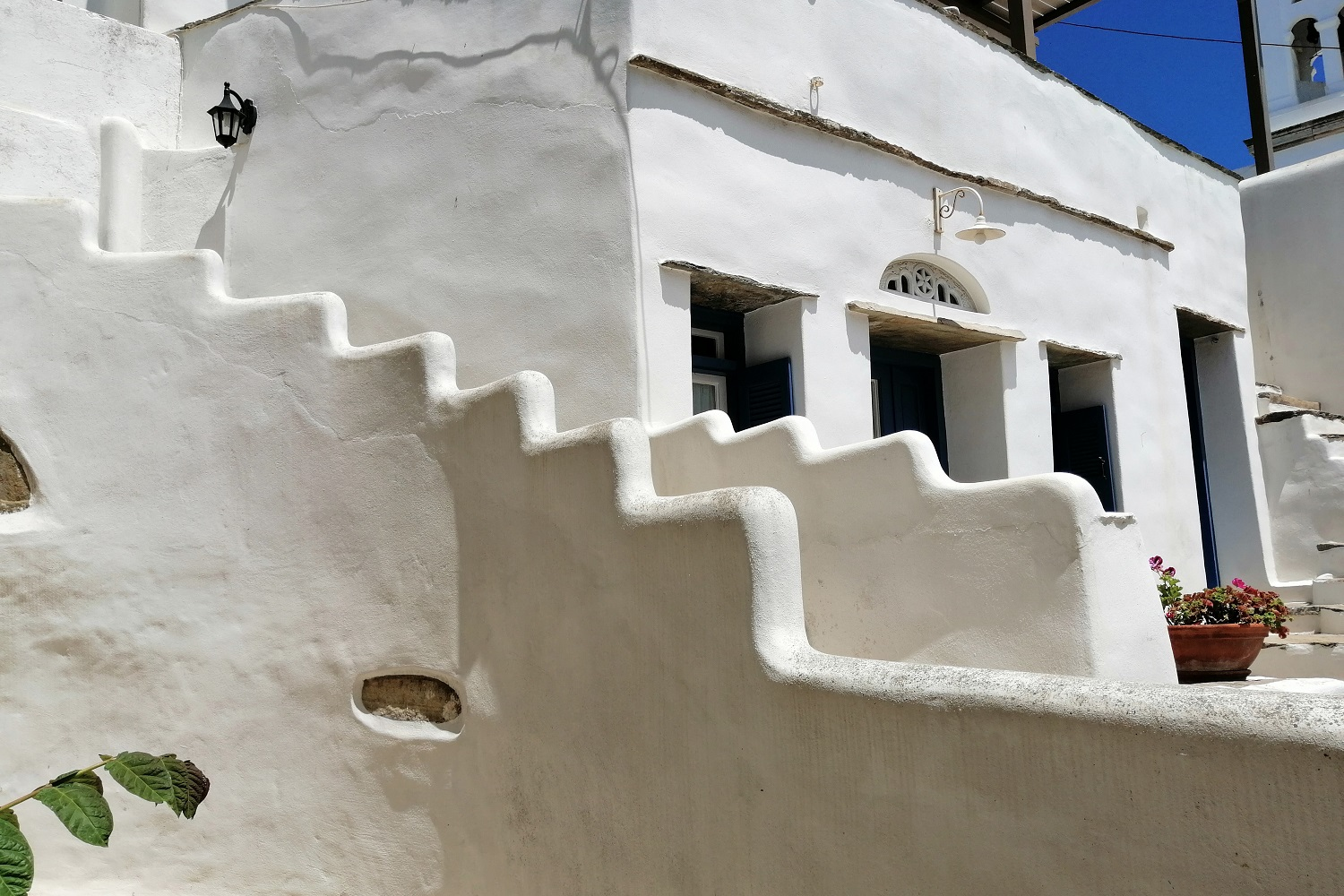 tinos architecture cyclades