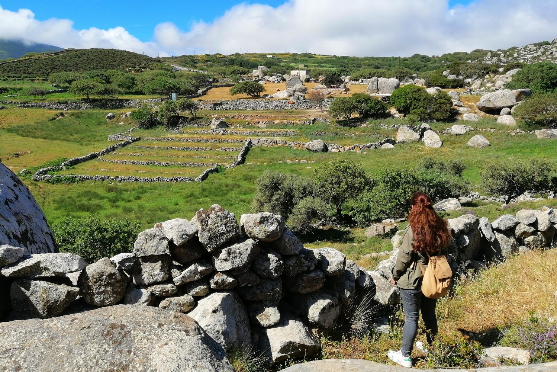 hiking greek islands
