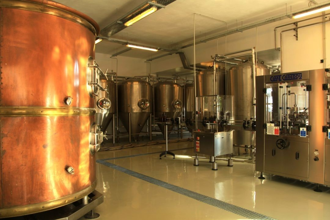 brewery visit cyclades tinos