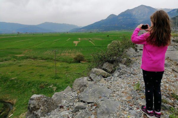 feneos plateau mountainous corinthia kid