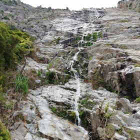 ikaria waterfalls greece