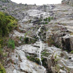 ikaria waterfalls greece