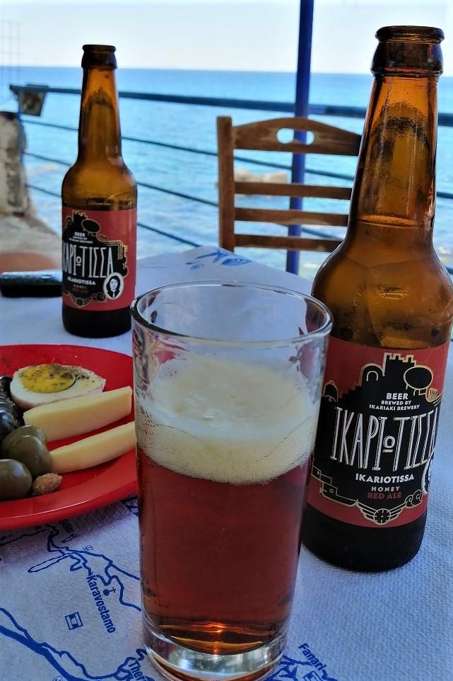ikariotissa beer ikaria