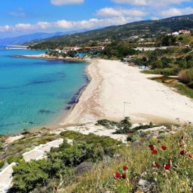 ikaria beach greece