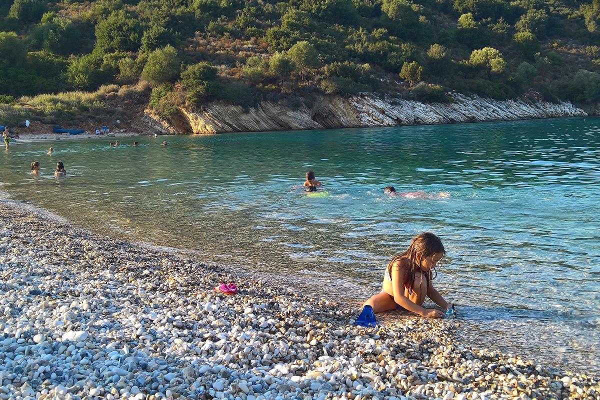 ithaca kids greek islands