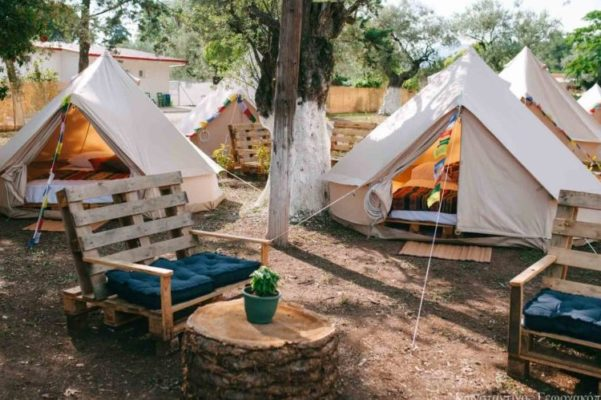 nisi kid activities glamping