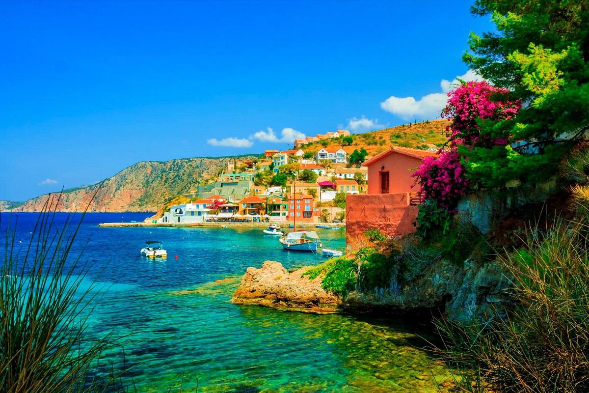 kefalonia greek islands