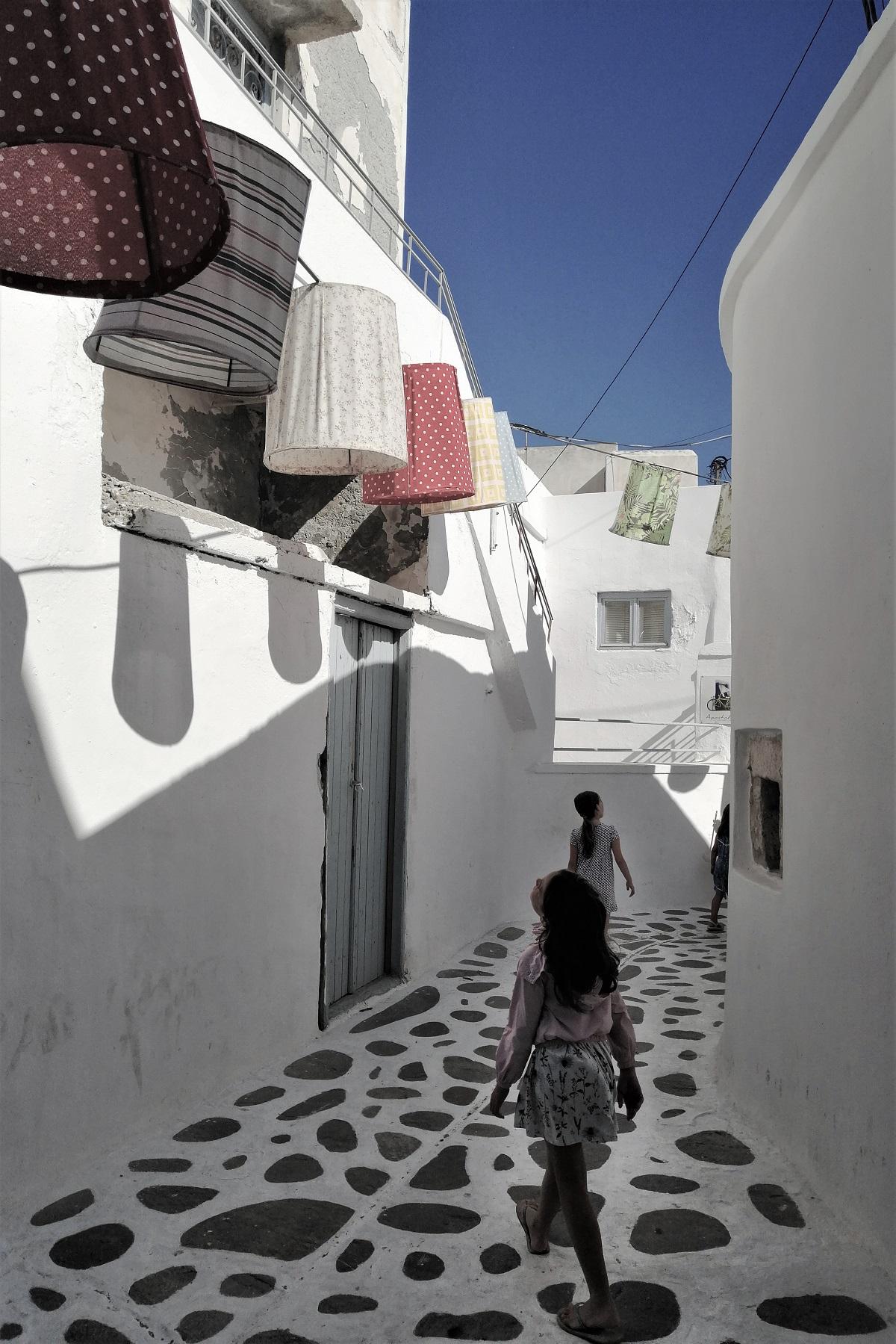naxos village street hora kids