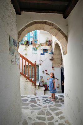 naxos village hora kids