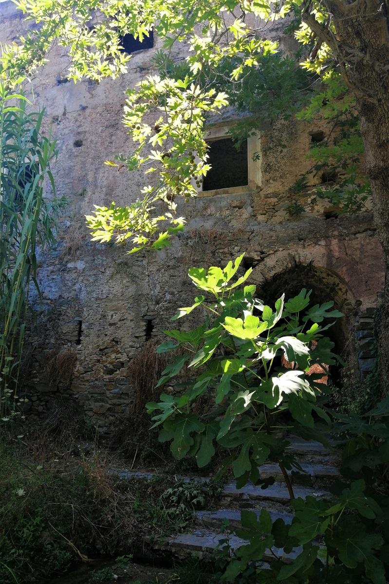 castle naxos venetian heritage
